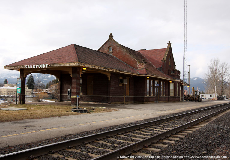 Image Gallery Train Depot